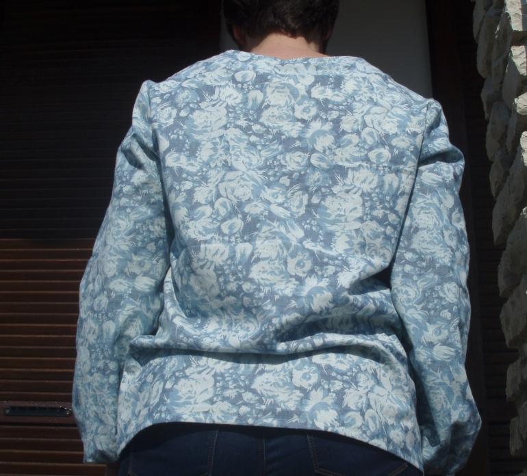 Dos blouse